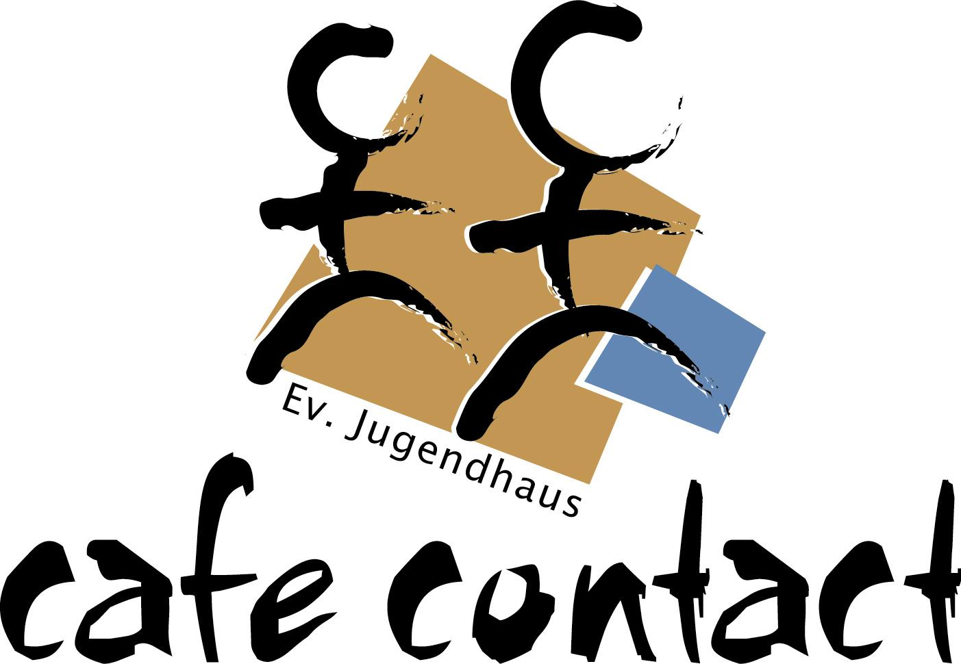 Logo des Jugendhauses Cafe Contact